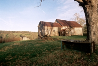 Guyette Barn with